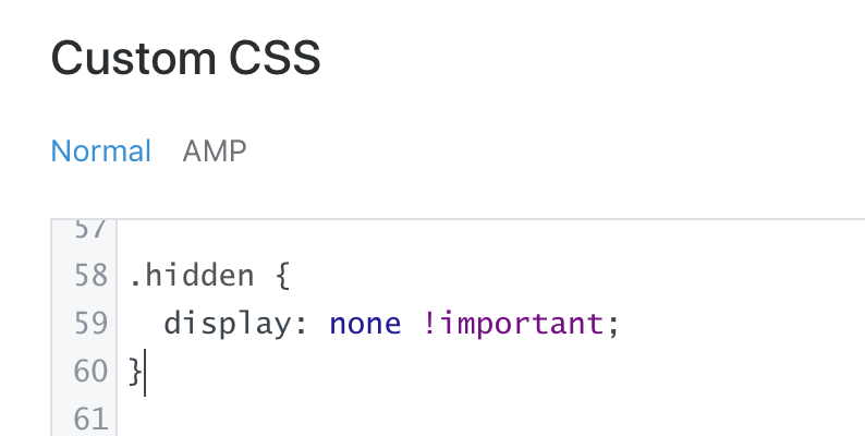 css-display-none